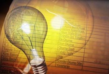 Elektrik faturası içinyüzde 15 zam
